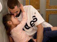 Karim Benzema : Déclaration d'amour à sa fille Mélia pour son anniversaire