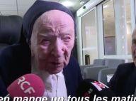 """Soeur André positive à la Covid-19 à 117 ans : la doyenne des Français n'a """"pas peur de mourir"""""""