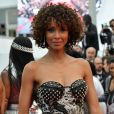 "Sonia Rolland lors de la montée des marches du film "" Burning "" lors du 71ème Festival International du Film de Cannes. Le 16 mai 2018 © Giancarlo Gorassini / Bestimage"
