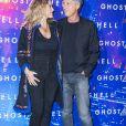 """Hélène de Fougerolles et Marc Simoncini - Avant-première du film """"Ghost in the Shell"""" au Grand Rex à Paris. Le 21 mars 2017. © Olivier Borde/Bestimage"""