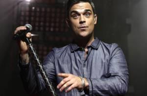 Robbie Williams : Regardez les meilleurs moments de son premier concert en trois ans !