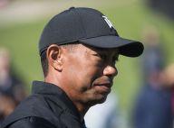 Tiger Woods : Les images impressionnantes de sa voiture détruite après son accident