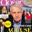 Couverture du nouveau numéro du magazine Closer