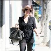 Liv Tyler : Très belle avec son look décontracté... pendant que papa reste un hippie déglingué !