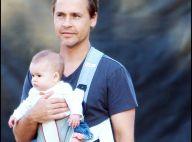 Le beau Chad Lowe et Tim Allen vous présentent leurs bébés... de ravissantes petites filles !