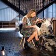 """Miss France 2021 Amandine Petit lors de l'enregistrement de l'émission """"Animaux Stars"""" présentée par Bernard Montiel qui sera diffusée le 6 mars 2021 à 17h30, à Paris, France, le 2 février 2021. © Tiziano Da Silva/Bestimage"""