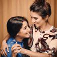 Leïla Bekhti et Géraldine Nakache sur Instagram. Le 26 janvier 2021.