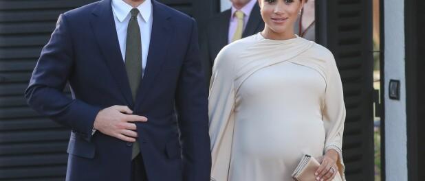 Meghan Markle enceinte d'une fille : nouvelle photo de grossesse attendrissante, avec Archie
