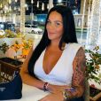 Sarah Fraisou amincie de 40 kilos - Instagram