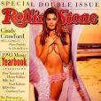 Cindy Crawford en couverture de  Rolling Stone  !