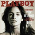 Cindy Crawford en couverture de  Playboy  !