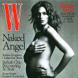 Cindy Crawford en couverture de  W  !