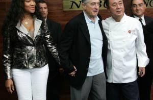 Robert de Niro et sa femme sont complètement accros au... saké !