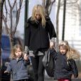 Gwyneth Paltrow et ses deux enfants Apple et Moses