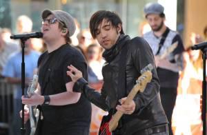 Pete Wentz et Fall Out Boy : Un nouveau single à écouter... avant qu'ils marquent une pause !