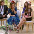 """La famille de Laure dans """"Mariés au premier regard 2021"""", le 22 mars, sur M6"""