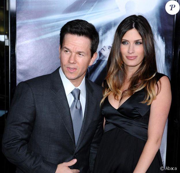Mark Wahlberg et Rhea