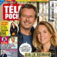 """Jean-Luc Reichmann fait la couverture de """"Télé Poche"""""""