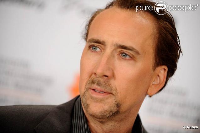 Nicolas Cage a perdu son père August Coppola, le 27 octobre 2009...