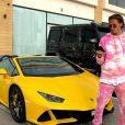 Dylan Thiry partage son quotidien luxueux à Dubaï sur Instagram