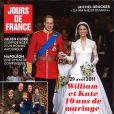 Retrouvez l'interview de Julien Clerc dans le magazine Jours de France, n° 32 du 6 avril 2021.