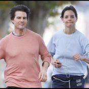 Tom Cruise et Katie Holmes font tout... comme Nicolas et Carla !