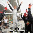 Jenson Button est champion du monde de Formule 1 2009 !