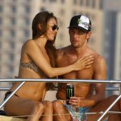 Jenson Button : Il va épouser son beau mannequin !