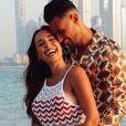Stéphanie Durant (Les Marseillais) annonce être enceinte de son premier enfant - Instagram