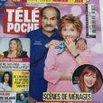 """Une de """"Télé Poche"""". Avril 2021."""