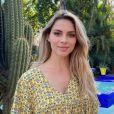 April Benayoum, 1ère dauphine de Miss France 2021 est devenue influenceuse dans l'agence de Magali Berdah - Instagram