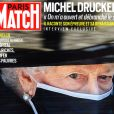Couverture du nouveau numéro du Paris Match