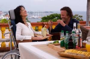 Sophie Marceau et Christophe Lambert : Leur amour resplendissant... fait le tour de France !