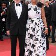 Robert de Niro et son ex-femme Grace Hightower au Festival de Cannes en 2011.