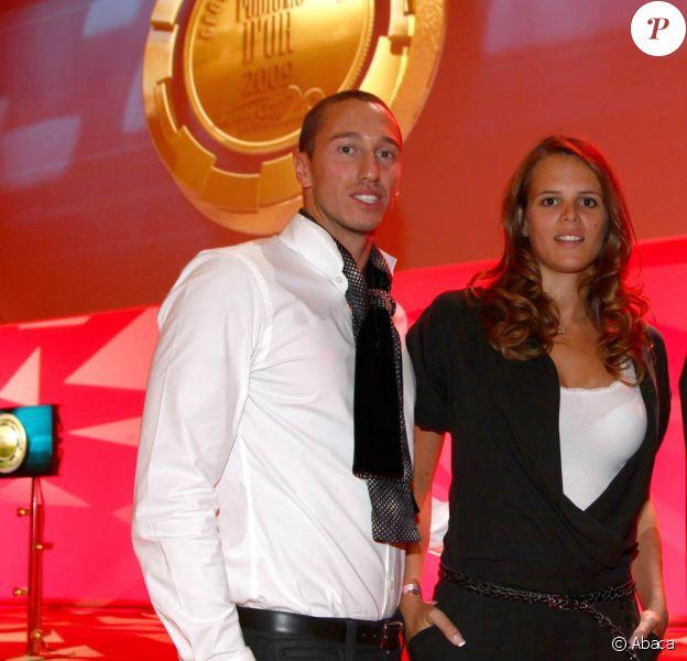 Frédérick Bousquet et Laure Manaudou