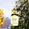 """Deva Cassel, la fille de Monica Belucci et Vincent Cassel est l'égérie du parfum de Dolce Gabbaba: """"Dolce Shine"""". 2020"""