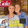 Couverture du nouveau numéro du magazine Gala, paru le 29 avril 2021