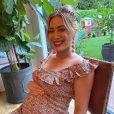 Hilary Duff, enceinte de son troisième enfant. Décembre 2020.
