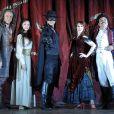 Le musical Zorro débute le 5 novembre 2009 aux Folies Bergère
