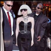 Lady Gaga, d'une sobriété inhabituelle... Est-elle souffrante ?