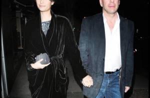 Bruce Willis : Sa divine épouse Emma sort... en robe de chambre !