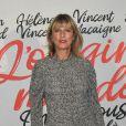 """Karin Viard lors de l'avant-première du film """"L'origine du monde"""" au cinéma UGC Normandie à Paris, le 13 octobre 2020. © Coadic Guirec / Bestimage"""