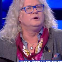 """Pierre-Jean Chalençon dans """"Touche pas à mon poste"""", sur C8, poour revenir sur le scandale des dîners clandestins."""