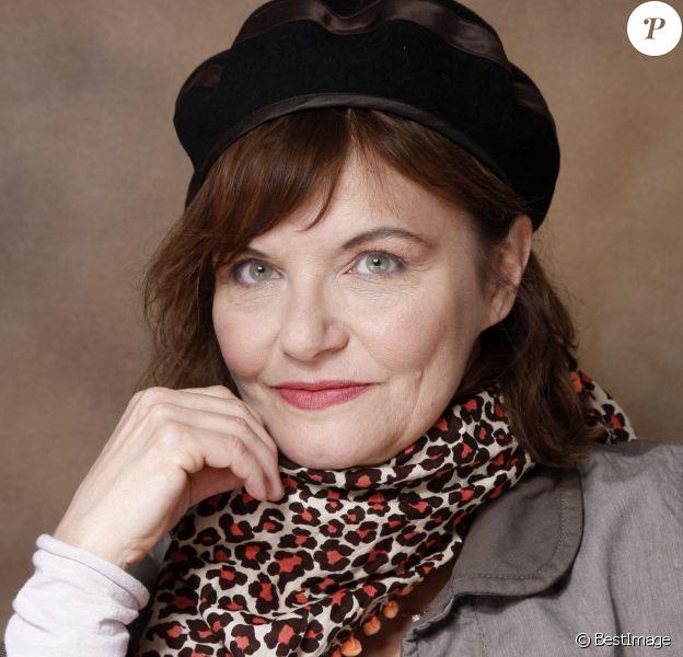 Portrait de Diane Tell à Paris
