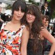 Leila Bekhti et Géraldine Nakache sur le tapis rouge au 63ème Festival de Cannes. 2010