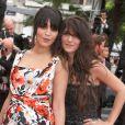 Audrey Lamy, Leila Bekhti et Géraldine Nakache sur le tapis rouge au 63ème Festival de Cannes.