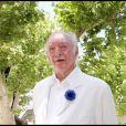 Eddie Barclay le 11 juillet 2003 à Saint-Tropez