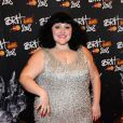 Beth Ditto aux Brit Awards 2008