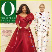 Ellen de Generes : Elle fait tout pour poser au côté d'Oprah Winfrey... et elle y arrive ! (réactualisé)