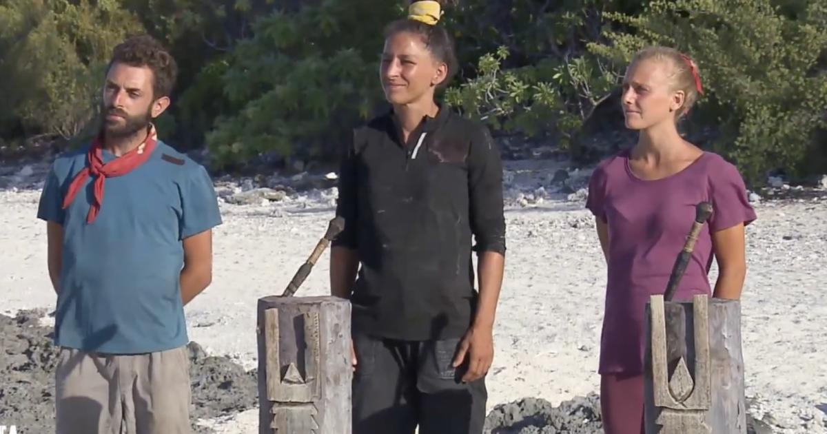 Koh-Lanta 2021 : Jonathan, Lucie et Maxine sur les poteaux, Laure et Arnaud éliminés !